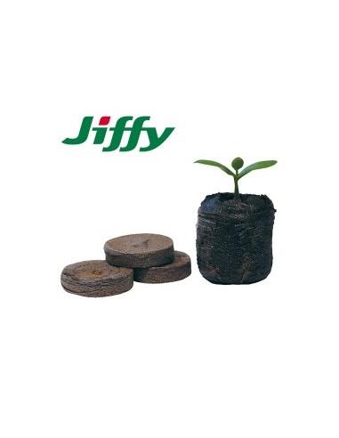 Turba Prensada 41mm - Jiffy